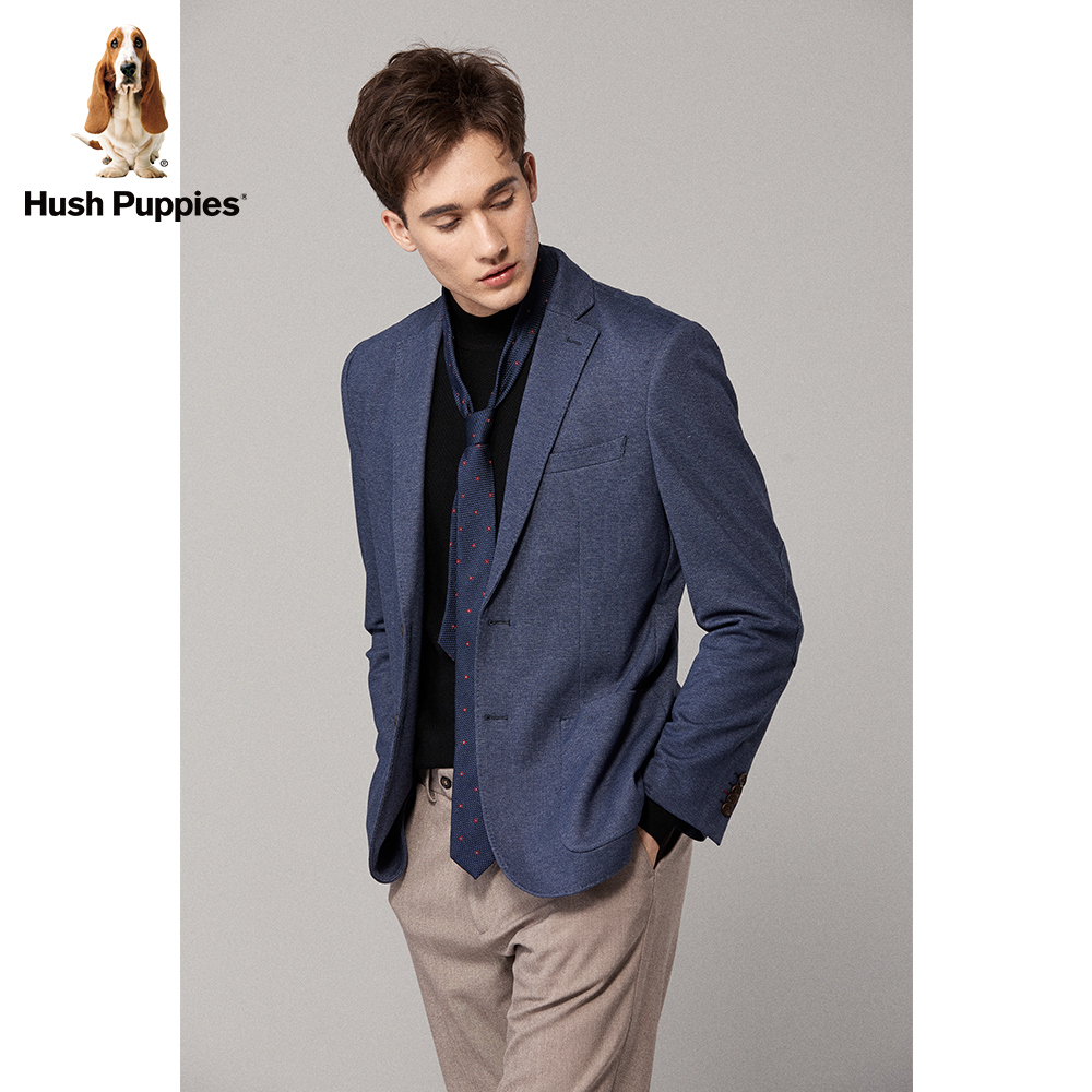 Hush pumps men's casual suit top