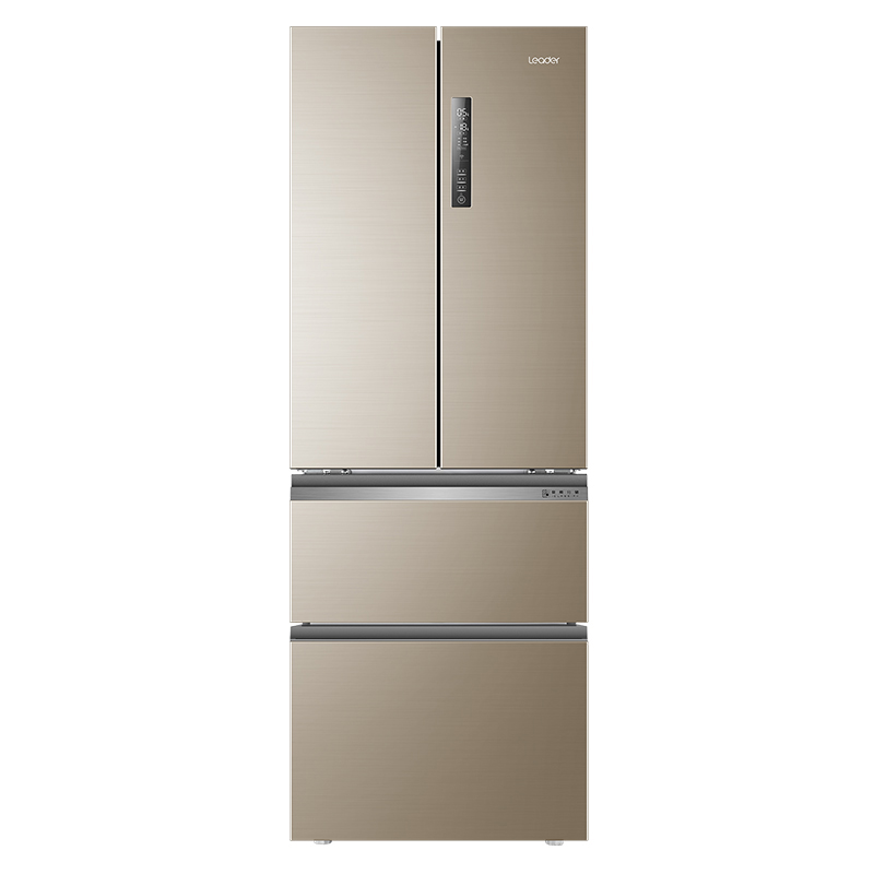 Haier commander in chief 335l French four door refrigerator intelligent frequency conversion level 1